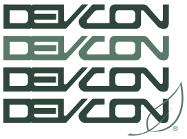 Devcon Green Leaf Logo (transparent)